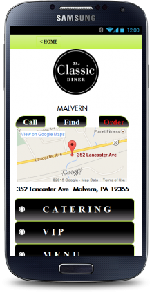classic diner_Samsung_Galaxy_S4_(Black)_screenshot