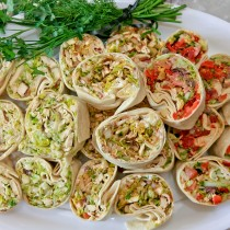 Catering - Wrap Platter
