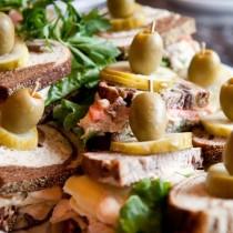 Catering - Sandwich Platter